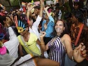 В Индии прошел общенациональный гей-парад