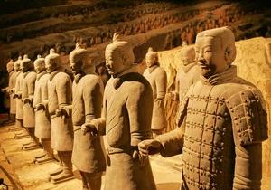 Рядом с китайской терракотовой армией нашли крупнейший древний дворец