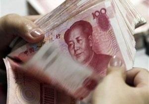 Украина возьмет у Китая кредит в размере $3 млрд