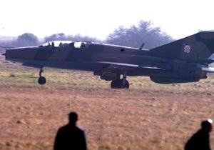 В Румынии разбился МиГ-21: погибли оба пилота