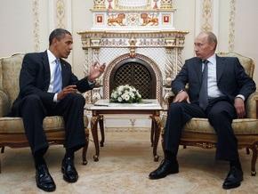 Путин угостил Обаму оладьями с белугой и пельменями из перепелки