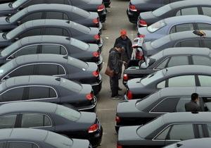 Эксперты составили портрет авто, которое украинцы покупали чаще всего в 2012 году