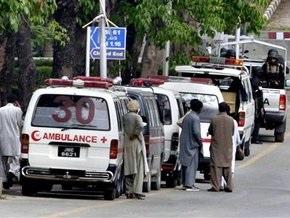 Теракт в Пакистане: число жертв возросло до 40 человек, более 120 ранены