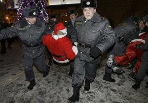 Московская милиция освободила Эдуарда Лимонова