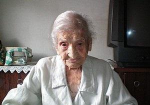 Жительницу Бразилии признали самым старым жителем планеты