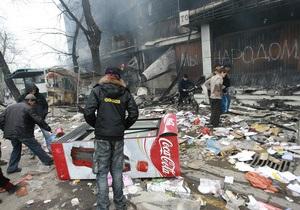 Фотогалерея: Революционное похмелье. Мародеры разграбили столицу Кыргызстана