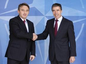 Босния и Герцеговина официально подала заявку на вступление в НАТО