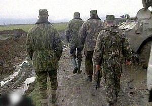 Для проведения операций на Северном Кавказе могут снова задействовать армию