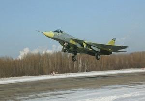 Второй российский истребитель пятого поколения совершил первый полет