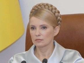 Тимошенко надеется, что заказчиков убийства Гонгадзе не  покрышуют