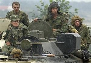 Медведев предоставил воевавшим в Южной Осетии статус ветеранов боевых действий