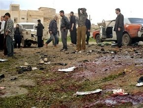 Жертвами двух терактов на северо-западе Ирака стали более 30 человек