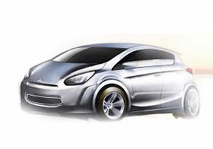 Mitsubishi начнет производство новой компактной и доступной модели уже в 2012 году