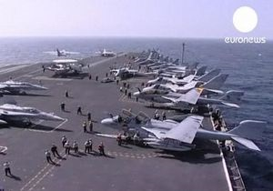 Иран предостерег американский авианосец от возвращения в Персидский залив