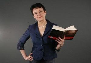 Amazon опубликует роман Оксаны Забужко на английском языке