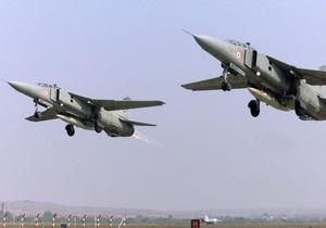 В Индии разбился МиГ-27, в Йемене - МиГ-21