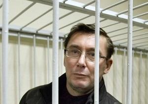 Карпачева сообщила, что Луценко не жалуется на условия в СИЗО