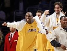 NBA: Лейкерс - триумфаторы Запада