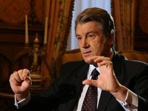 Ющенко считает сумму невозвращенного НДС в 17 млрд грн убийственной для предприятий