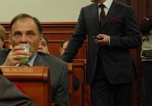 Киевсовет сегодня вечером проведет заседание
