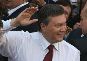 Янукович ушел в отпуск