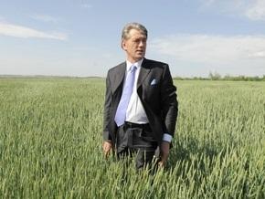 Ющенко поручил проверить оборону украинских территорий