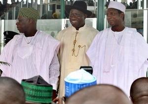 Парламент Нигерии утвердил вице-президента в качестве и.о. главы государства