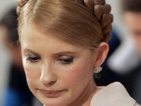 Увеличить стоимость транзита на переговорах с Газпромом было невозможно - Тимошенко