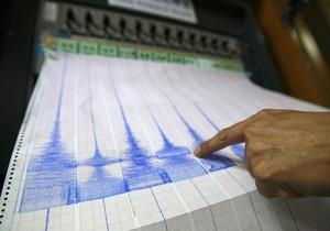 В Австралии произошло землетрясение
