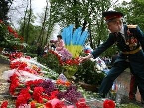 В Украине отмечают День Победы