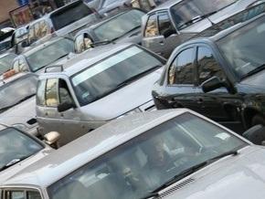 С начала года спецвагон перевез 115 легковых машин из Киева в Симферополь и обратно