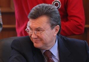 Янукович готов дать отпор  непрошеным гостям  в Межигорье