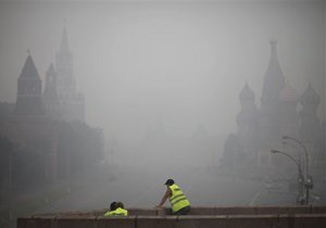 Аномальная жара в Москве повлияла на фондовый рынок и интерес к банкам