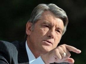 В России считают ответ Ющенко Медведеву политическим пиаром