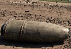 В Харьковской области при разборке боеприпасов произошел взрыв, погиб человек