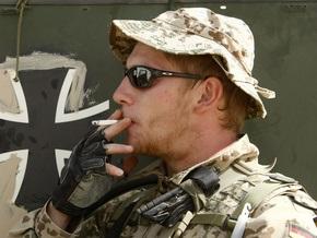 Немецкие солдаты в Афганистане застрелили двух человек