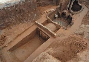 В Китае обнаружили гробницу, датированную третьим столетием до нашей эры