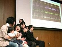 Японец создал аппарат для измерения уровня смеха