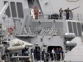 НАТО поможет ВМС Украины подготовиться к участию в борьбе с пиратством