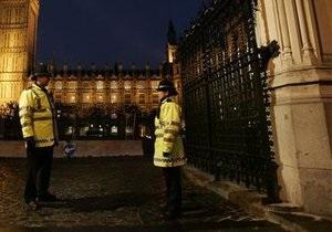 В Лондоне правительственные здания несколько часов были отрезаны от водоснабжения