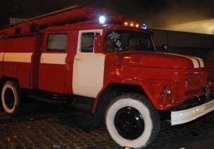 В Одессе неизвестные подожгли кафе-бар и два автомобиля
