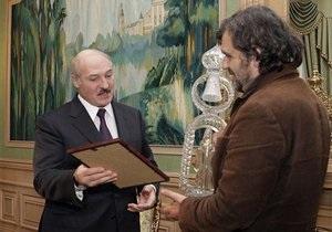 Лукашенко предложил Кустурице снять фильм в Беларуси