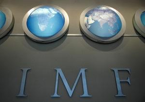 МВФ отправит миссию в Украину сразу после новогодних праздников