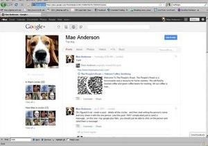 25 млн за месяц: аудитория Google+ растет со скоростью миллион пользователей в день