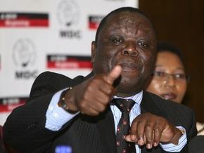 Лидер оппозиции Зимбабве вступил в должность премьер-министра
