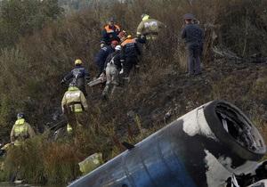 Выживший в катастрофе Як-42 бортинженер дал показания