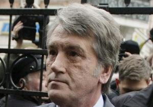 Тарута назвал Ющенко виновным за все проблемы с Газпромом