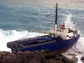 У берегов Китая затонуло грузовое судно: шесть человек пропали без вести