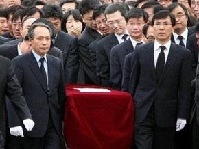 Обама соболезнует в связи со смертью Но Му Хена