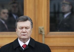 Янукович заявил о возможном референдуме по новой Конституции